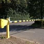 Manual Raise Arm Heavy Duty Barrier