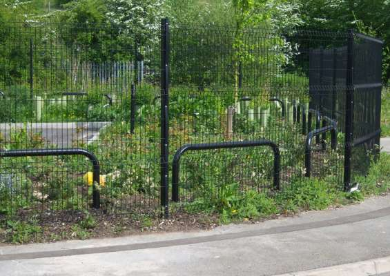 Fixed Hoop Barriers