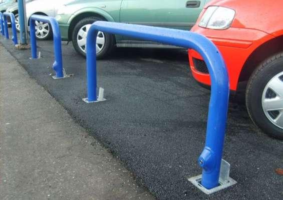 Removable Hoop Barriers