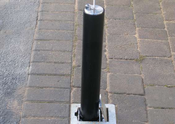 Round Telescopic Post