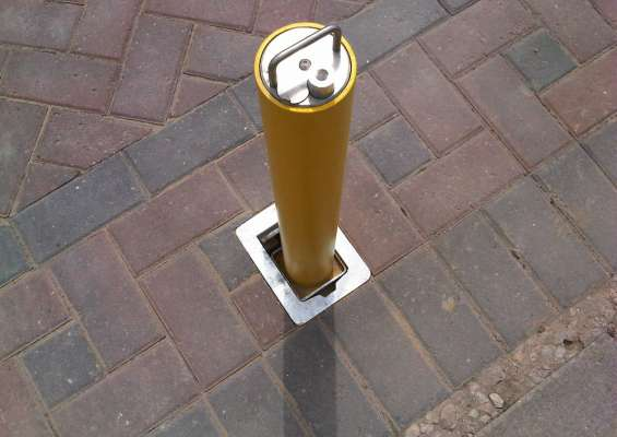 Domestic Telescopic Post