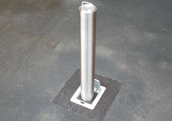 Telescopic Stainless Steel Bollard